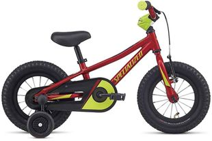 Specialized Riprock Coaster 12 - candy red/hyper green