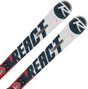 Rossignol React 4 Sport CA Xpress + vázání Xpress 11 GW B83 - black/red