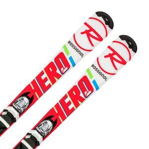 Rossignol Hero JR 130-150 Xpress+Xpress Jr 7 B83 bk/wht
