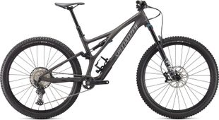 Specialized Stumpjumper Comp - smoke/cool grey/carbon