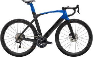 Trek Madone SL 7 - matte black/gloss alpine blue