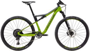Cannondale Scalpel-Si Carbon 4 - Acid Green (AGR)
