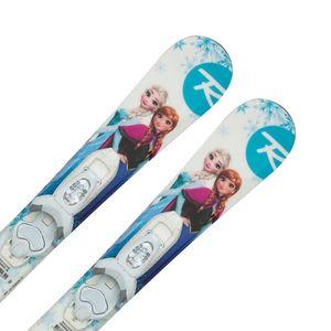 Rossignol Frozen Baby Kid-X+Kid-X 4 B76 wht/silv