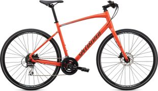 Specialized Sirrus 2.0 - vivid coral/summer blue/black