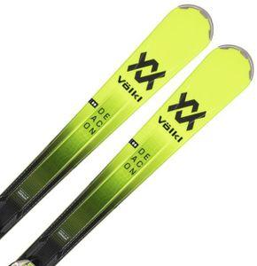 Volkl Deacon 79 + iPT WR XL 12 TCX GW black/green