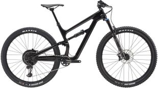Cannondale Habit Carbon 3 - Black Pearl w/ Charcoal Gray - Gloss (BPL)