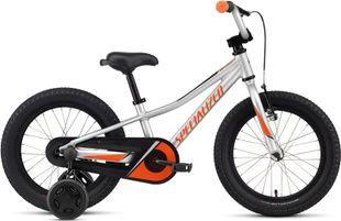Specialized Riprock Coaster 16 - light silver/moto orange/black