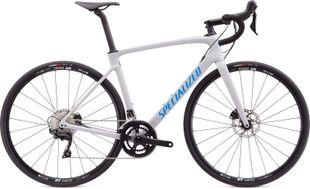 Specialized Roubaix Sport - gloss dove gray/pro blue