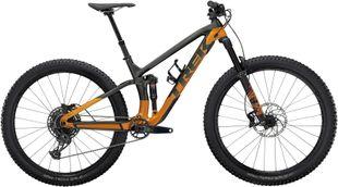 Trek Fuel EX 9.7 - lithium grey/factory orange